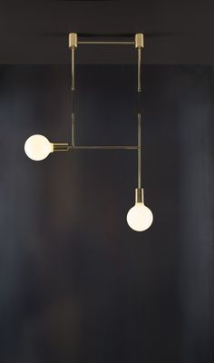 Side side kick- Metallic, minimal lighting with an unexpected twist - The Interiors Addict