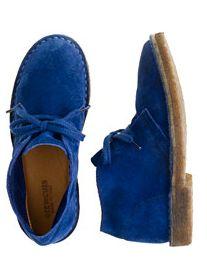 #jcrew desert boots