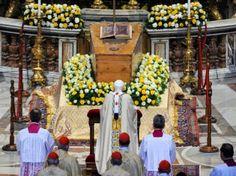 Liturgia Papal: La ceremonia de canonización
