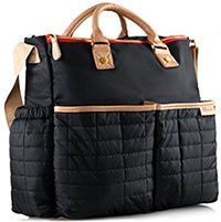 Diaper Bag Nappy Bag by Maman with Matching Changing Pad Stylish Designer Tote for Moms for Baby Boys and Girls PATENT PENDING ** Learn more by visiting the image link. (This is an affiliate link) Baby Girl Diaper Bags, Cute Diaper Bags, Best Diaper Bag, Diaper Backpack, Diaper Bag Backpack, Convertible Diaper Bag, Baby Girl Accessories, Designer Totes, Designer Bags