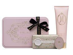 mor soap and cream set