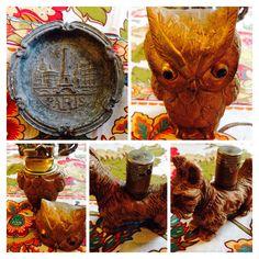 #owl #vintage #lighter #vape #vapecommunity #paris #westie #westiegram #PDX #merwins