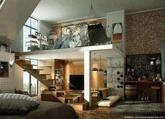 Anda hanya memiliki rumah 1 lantai namun masih membutuhkan banyak ruang? Jangan khawatir! Anda dapat menyiasati rumah menjadi 2 lantai. Tenang saja, tidak perlu...