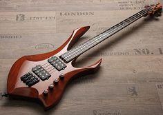 Zerberus Guitars - Crow-Bass