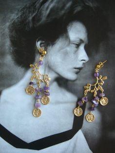 Earrings by Tammy Fari on Etsy