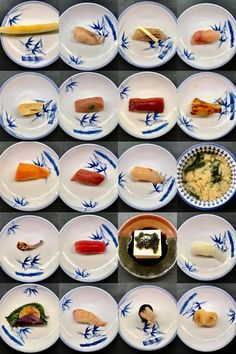 Omakase plates photos that were made by my customer. In Sushi-Ya Kielce Poland ;) It's not in a correct order. Sushi Ya, Sushi Party, Best Sushi, Sashimi, Plates, Dishes, Poland, Drinks, Food
