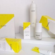 All natural Danish skin care brand NUORI launching tomorrow at Storm #nuori #nuoriskincare #stormcopenhagen
