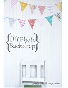 Some cute ideas in here - won't do it the same way she did, but still great for inspiration.