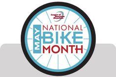 National Bike Month.