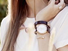 Our new favorite arm party.