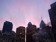 philly sunsets