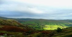 Kentmere Valley from Garburn Pass