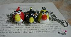COLLARES ANGRY BIRDS
