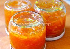 MERMELADA DE NARANJA-24 Fruit Preserves, Flan, Chutney, Punch Bowls, Sweet Treats, Food And Drink, Cooking Recipes, Yummy Food, Sweets