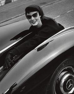 Mercedes, by Heinz Oestergaard