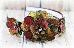 A Mermaids Crafts: Tim Holtz Tattered Florals Challenge