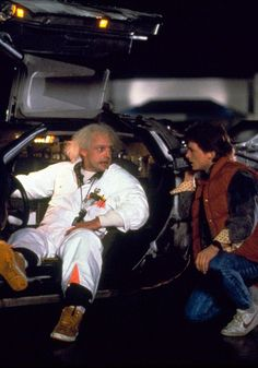 The Shortlist: Twenty Things You (Probably) Didn't Know About Back to the Future.