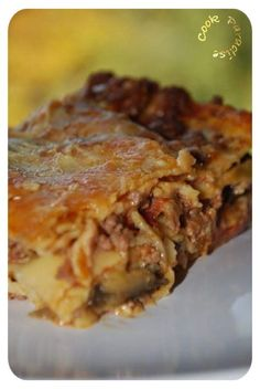 Lasagnes de moussaka (COOKÉO)
