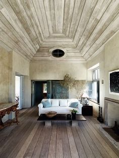 Rhythm: The bottom or floor begins with wooden textures and as it goes to the middle it becomes a stone or drywall texture then back to the top with wooden textures