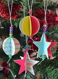Para imprimir - decoração de Natal;