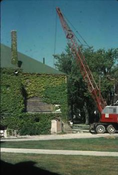1976: Brown Hall demolished | Ohio Northern University