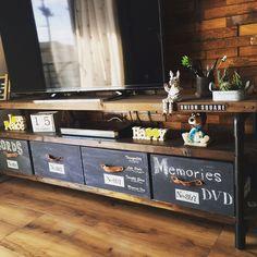 塩ビパイプで家具をDIY。テレビ台・テーブル・チェアなどが作れる!
