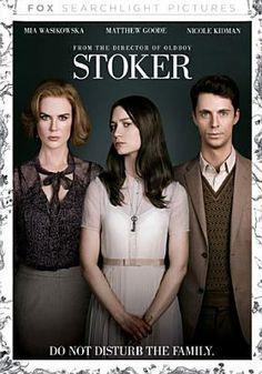 "New the week of 06-18-2013: ""Stoker"" with Nicole Kidman"