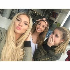 Shirin David & LifewithMelina & Paola Maria