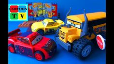 Cars 3 Disney Pixar Lego Juniors Lightning McQueen Cruz Ramirez Miss Fritter Cartoon for Kids Cruz Ramirez, Lego Juniors, Lightning Mcqueen, Cartoon Kids, Disney Pixar, Cars, Autos, Vehicles, Automobile