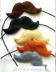 mustache masks FAWNANDFOREST.COM