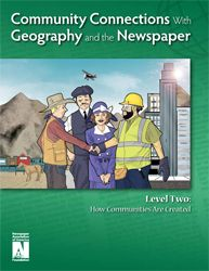 American Press Institute - Community Connections With Geography and the Newspaper--Geography Lesson Plans