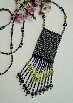 Peyote Amulet Necklace