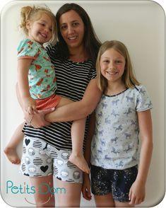 Pyjamas INDIE et SOHEL