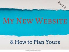 Your Natural Health or Therapist Website Design   Part 2