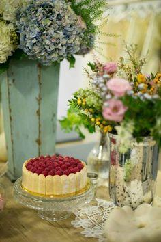 'Naked cakes', el postre (de boda) que se lleva © D.R.