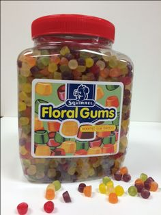 Floral Gums - the one and only. No substitutes!