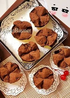 Brownies Kukus Mekar 100% ANTI gagal Ny.Liem ^__^