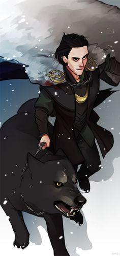 Loki (and Fenrir)