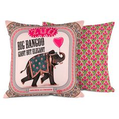 Zoo Outdoor Cushion 50x50, 49€, now featured on Fab.