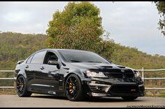 Holden HSV