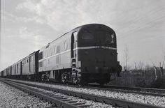 Locomotiva diesel 341 by Ferrovie dello Stato Italiane, via Flickr