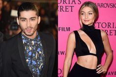 Gigi Hadid and ex-One Direction member Zayn Malik are rumoured to be dating