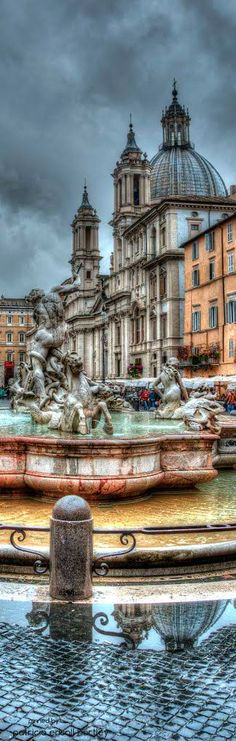 Plaza Novana - Rome, Italy