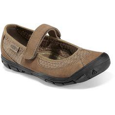 f7d4c931d6 Keen Mercer Mj CNX in Shitake $89.95 at www.shoemill.com/keen #flats  #casual #travel