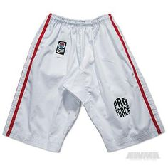 Buy the latest martial arts uniforms and accessories from ProForce, Gladiator, and more. Martial Arts Store, Color Stripes, White Shorts, Black, Asian, Red, Products, Black People, Martial Arts Shop