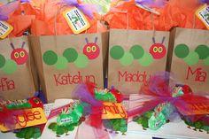 Caterpillar bags