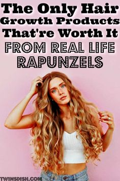 The Best Products for Hair Growth According to Real Life Rapunzels - Twins Dish