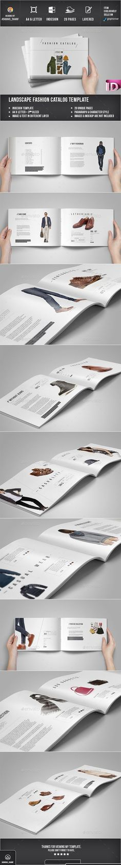 Product Catalog — InDesign INDD #sale #catalog • Available here → https://graphicriver.net/item/product-catalog/16492297?ref=pxcr