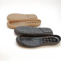 Semelles pieds en caoutchouc pour vos propres projets - approvisionnement pour les chaussures, bottes de neige