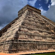Chichen Itza, one of the new Seven Wonders of the World!